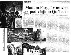 Exposition de Kolin (République Tchèque)
